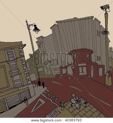 Street junction