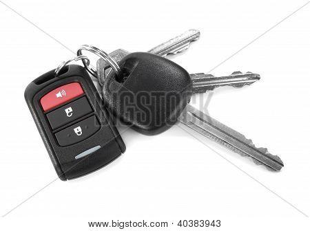 Carro remoto chave