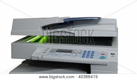 Multufunction printer
