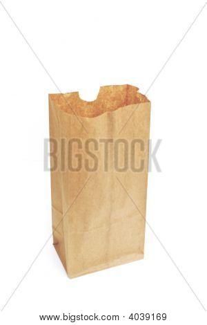 Open Brown Bag
