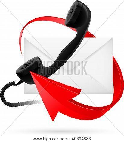 E-mail arrows
