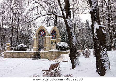 In Winter Park.