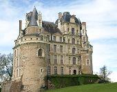 Majestic Medieval Castle poster