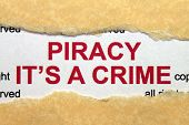 Piracy It's Crime