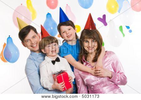 Geburtstag Stimmung