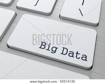 Big Data. Information Concept.