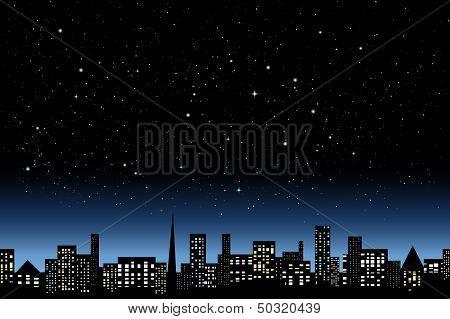 Night City Light