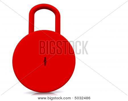 Red Lock