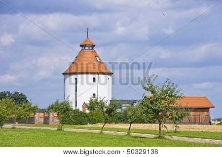 Old Historic Water Tower