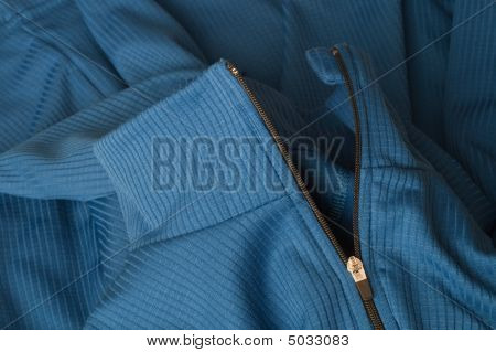 Sport Fleece Jacket Detail