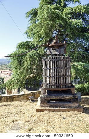 La Rioja Wine Press