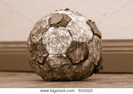 Tatty Old Soccer Ball
