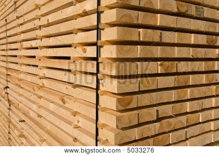 Lumber And Timber