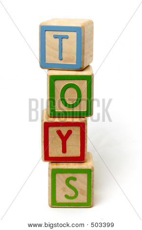 Toys Wooden