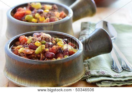Chuckwagon Chili Con Carne