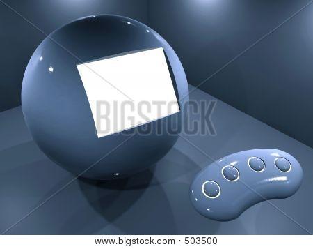 Showroom de esfera
