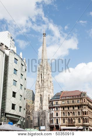 Stephansdom, Wien
