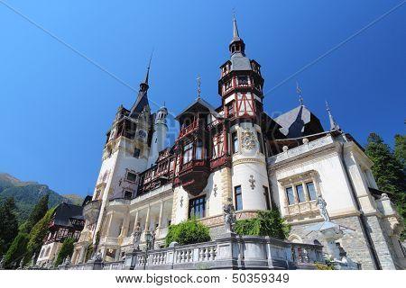 Romania - Peles
