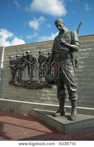 Korea-Krieg-Memorial