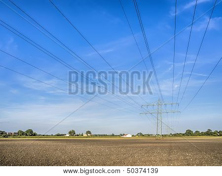 Power Calbe Over A Field