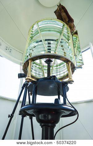 Lighthouse From The Inside, Marken, The Netherlands