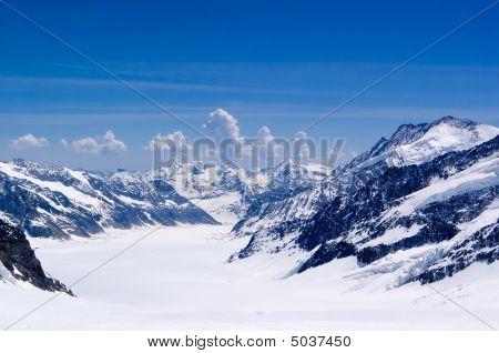 Scenic Alps