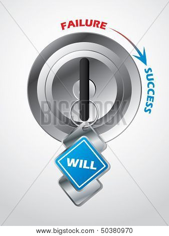 Access To Success... The Key Is Will Power