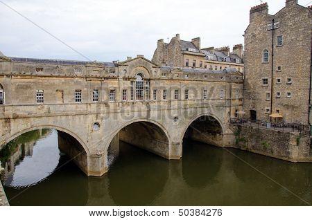 Historic Pulteney Bridge