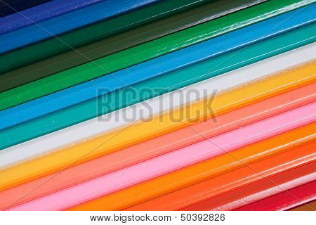 Coloured Pencil Background