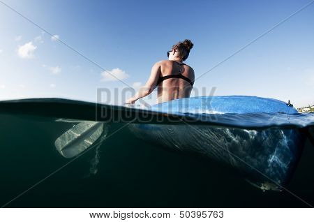 Kayak Split Shot