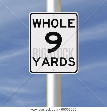 Whole Nine Yards