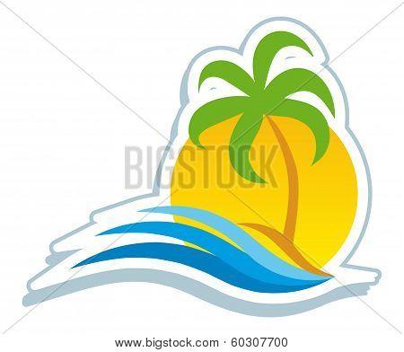 Tropical symbol