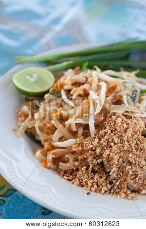 Stir-fried Noodle, Pad Thai
