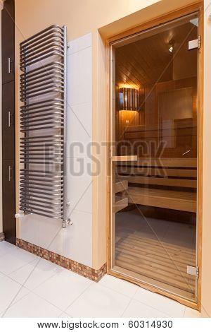 Classy House - Sauna