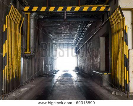 Industrial Underpass