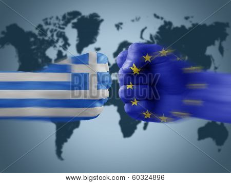 Greece X Eu