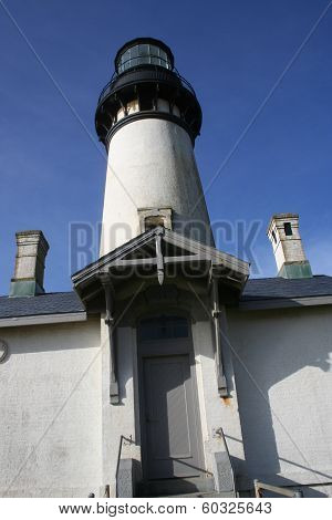 Yaquina Head Lighthouse Oregon Coast