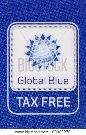 Macro Logo Tax Free