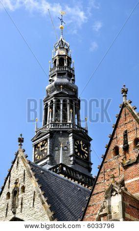 Architecture in Amsterdam