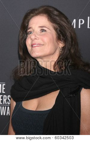 LOS ANGELES - FEB 22:  Debra Winger at the 16th Annual Costume Designer Guild Awards at Beverly Hilton Hotel on February 22, 2014 in Beverly Hills, CA