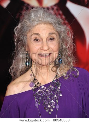 LOS ANGELES - NOV 18:  Lynn Cohen arrives to the