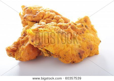 Traditional Indian Chicken Pakora