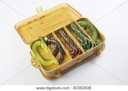 Fishing Bait Box