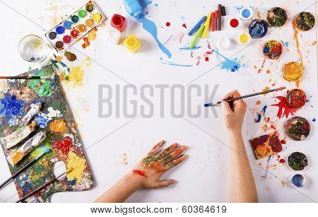 Art concept