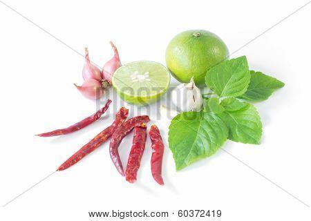 Asian Ingredients Food