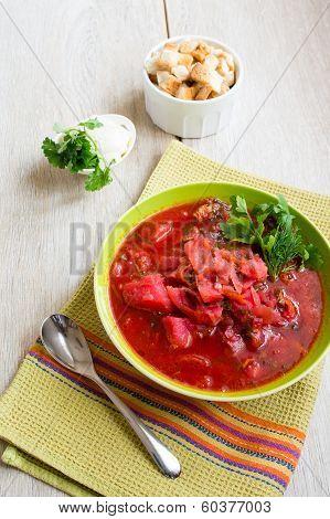 Ukrainian Traditional Dish