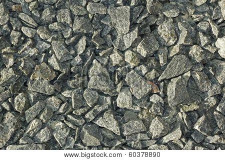 The Texture Of Coarse Gravel