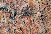 Pink Granite Background