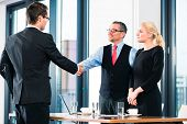 stock photo of interview  - Business  - JPG