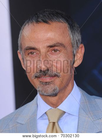 LOS ANGELES - JUL 21:  Shaun Toub arrives to the